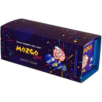 MozgoБум: Подарочный набор из 11-и разных головоломок