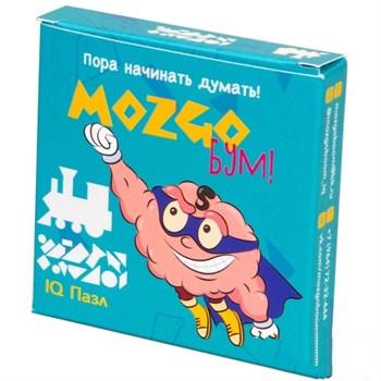 """MozgoБум: Головоломка """"Паровоз"""""""