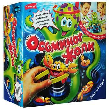 Ravensburger: Весёлый осьминог Жоли (3 АА)